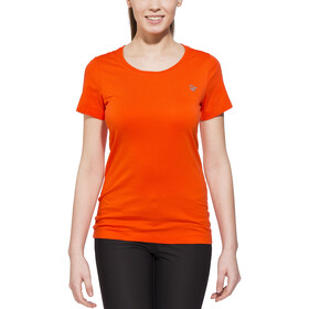 Norrøna /29 cotton t-Shirt Women hot chili